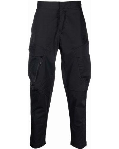 Брюки карго с карманами - черные Nike