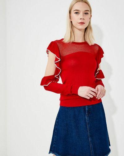 Красный джемпер French Connection