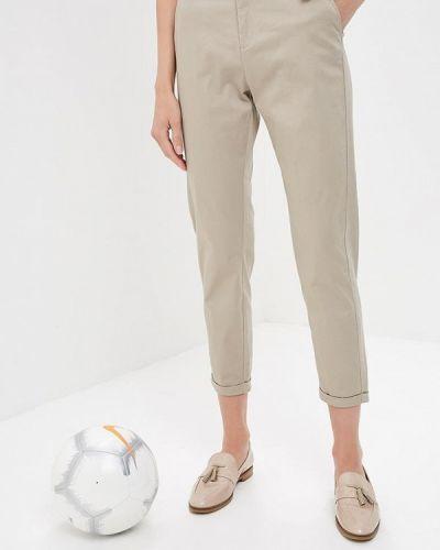 Серые брюки прямые Iwie