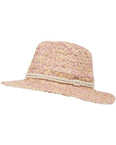 Różowy kapelusz Barts