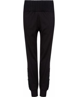 Черные спортивные брюки Frankie Morello