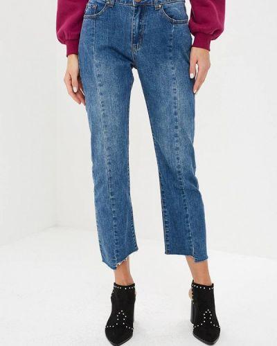 Синие джинсы Lost Ink.