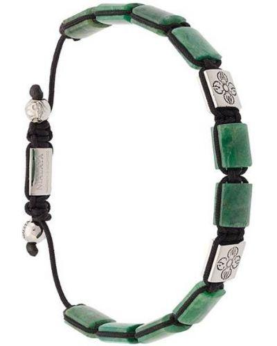 Браслет зеленый Nialaya Jewelry