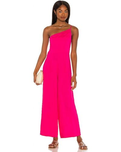 Комбинезон с шортами - розовый House Of Harlow 1960