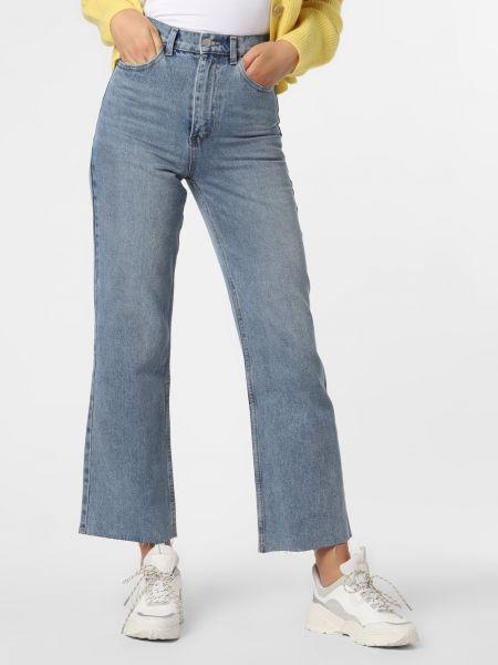 Niebieskie mom jeans Edited