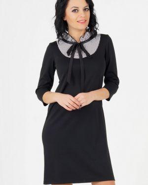 Платье платье-сарафан с воротником Ajour