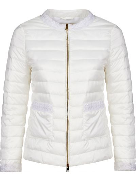 Куртка из полиэстера - белая Gallotti