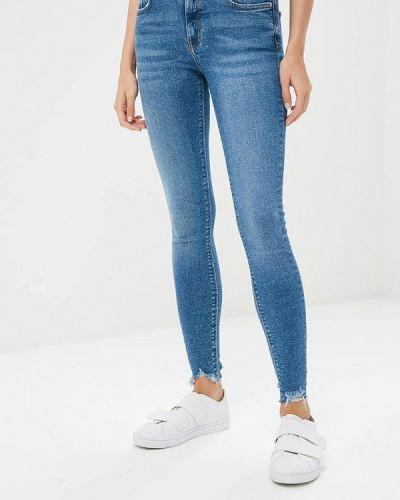 Синие джинсы-скинни River Island