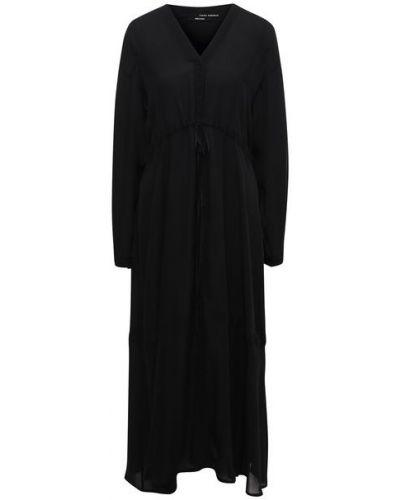 Шелковое платье Isabel Benenato
