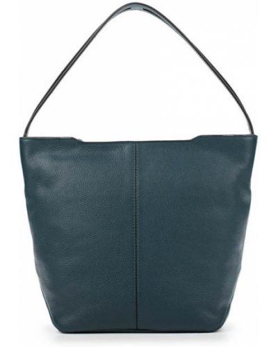 Кожаная сумка сумка-хобо зеленый Ecco
