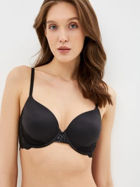 Черный бюстгальтер Calvin Klein Underwear