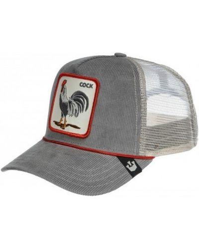 Szara czapka Goorin Bros