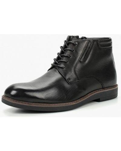 Ботинки осенние кожаные высокие Dino Ricci