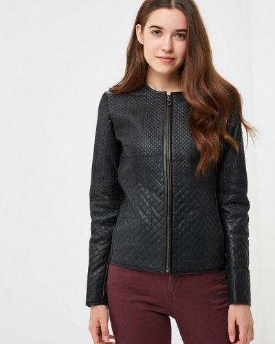 Черная куртка Jimmy Sanders