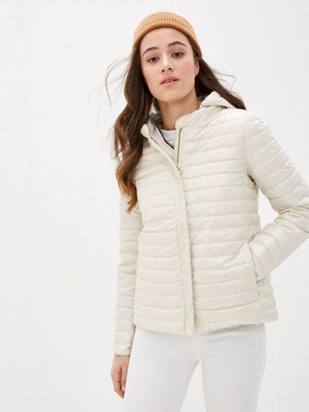 Зимняя куртка весенняя белая Geox