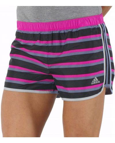Szorty w paski na paskach z paskami Adidas