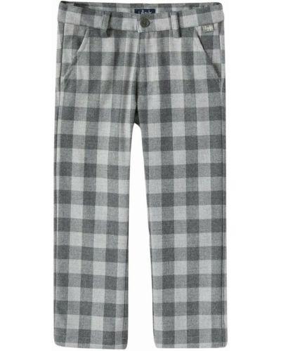 Szare spodnie Il Gufo
