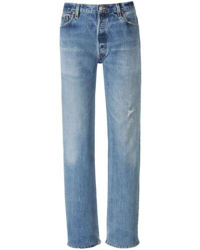 Niebieskie mom jeans Re/done