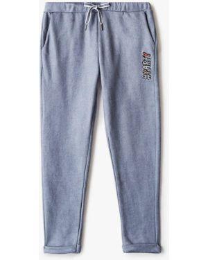 Серые спортивные брюки O'stin