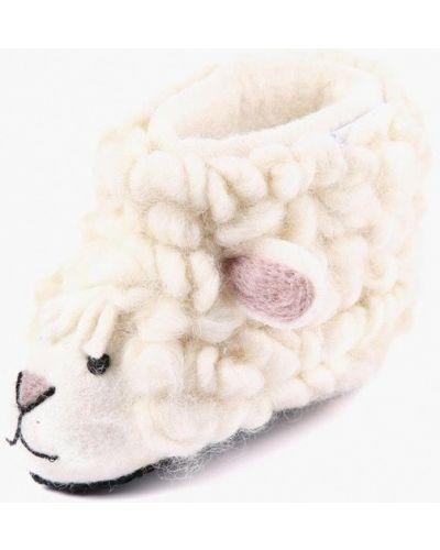 Тапочки белый Lovely Slippers