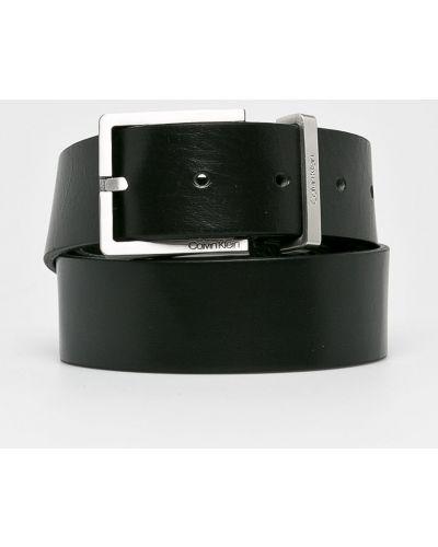 Ремень черный Calvin Klein