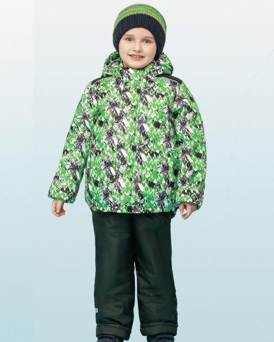 Костюм зимний зеленый Jicco