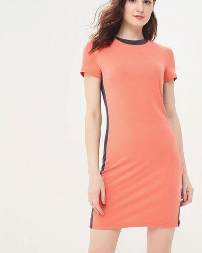 Оранжевое платье Vestetica