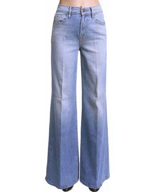 Пляжные широкие джинсы с карманами Frame