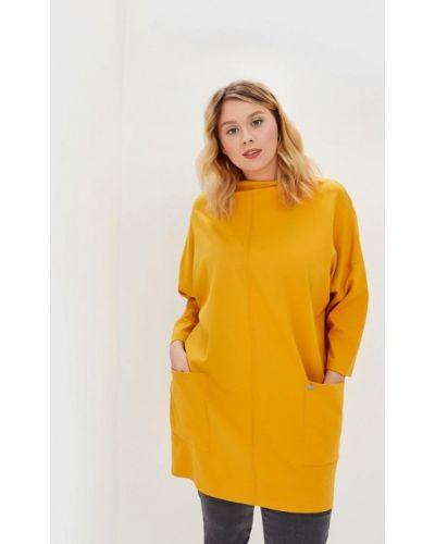 Туника желтый Lina
