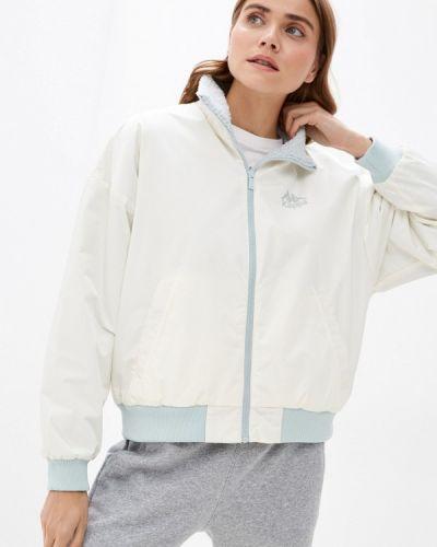 Утепленная куртка - бежевая Kappa