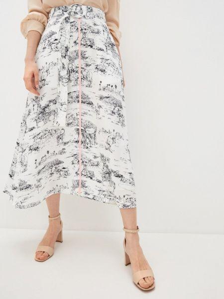 Платье весеннее широкое Markus Lupfer