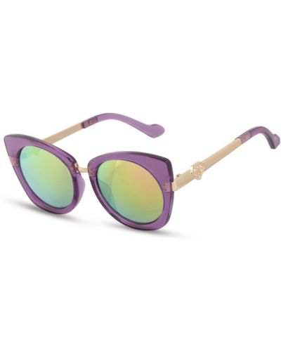 Фиолетовые солнцезащитные очки металлические Gamestyle