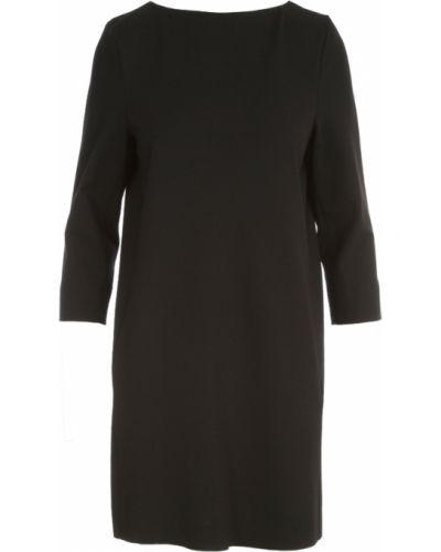 Czarna sukienka midi Liviana Conti
