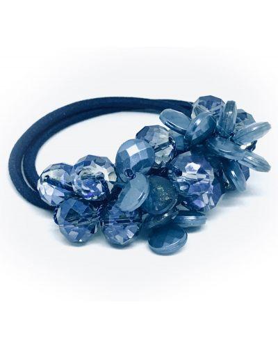 Синяя заколка Junefee
