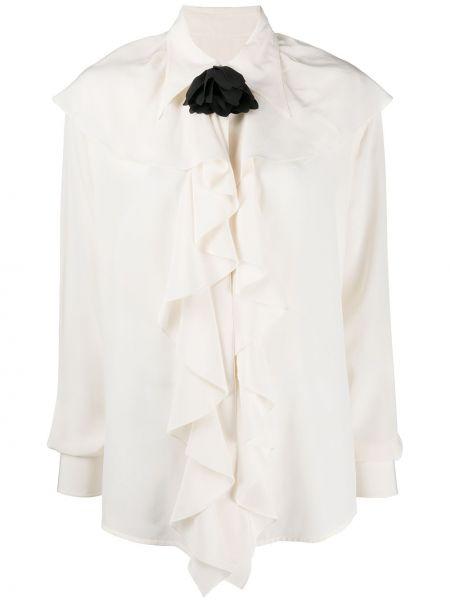Шелковая блузка Victoria Beckham