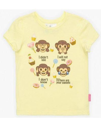 Желтая футболка Acoola