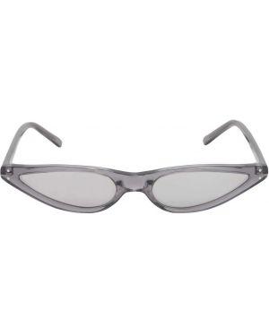 Муслиновые серебряные солнцезащитные очки George Keburia