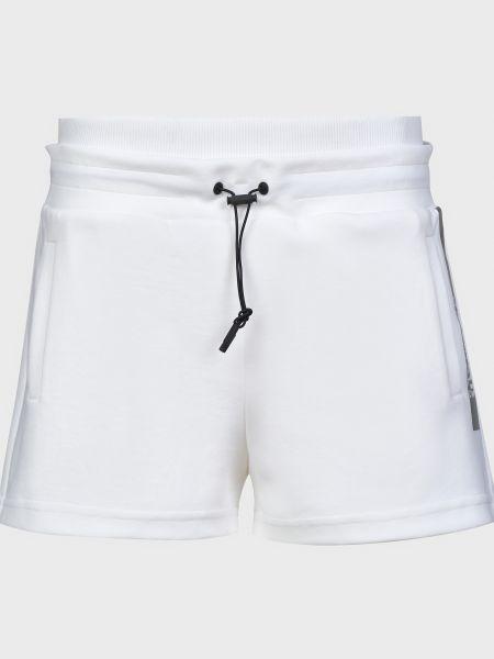 Хлопковые белые шорты Colmar Originals