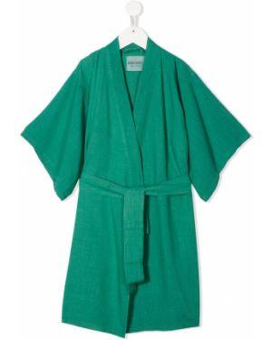 Kimono z długimi rękawami z paskiem Bobo Choses
