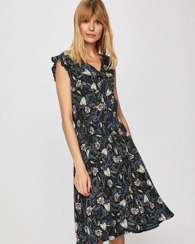 Платье из вискозы с рукавами Medicine