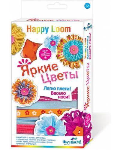 Заколка набор металлический Happy Loom