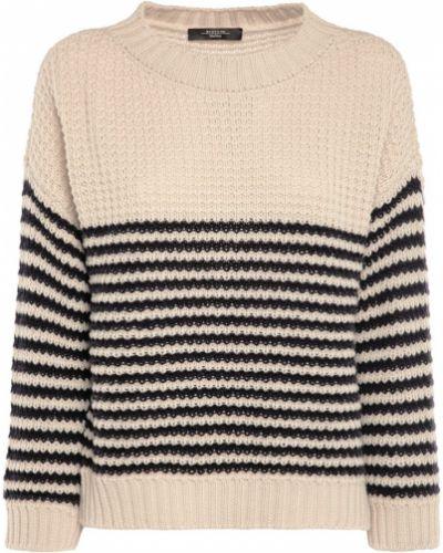 Шерстяной свитер Weekend Max Mara