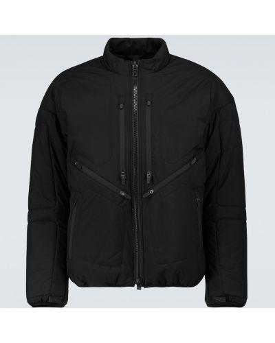 Дутая куртка - черная Acronym