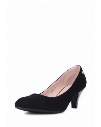 Черные туфли 2018 T.taccardi