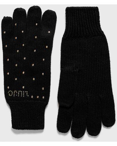 Перчатки шерстяные текстильные Liu Jo