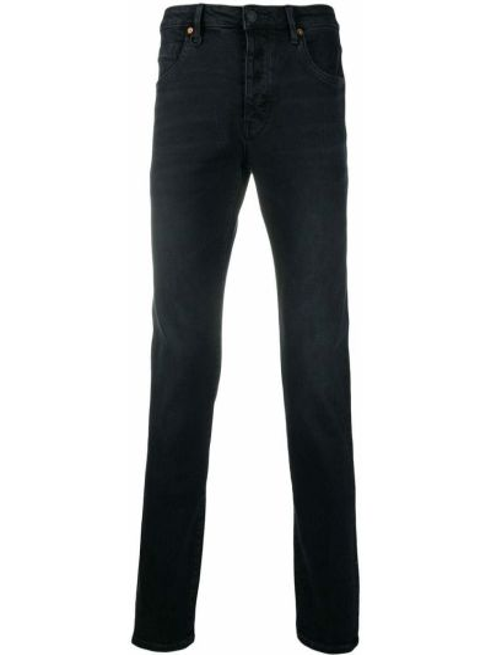 Klasyczne mom jeans - czarne Neuw