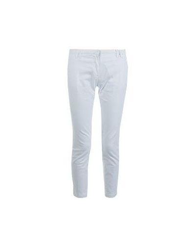 Летние брюки белые Eleventy