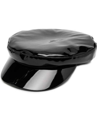 Czarny czapka z daszkiem Twin Set