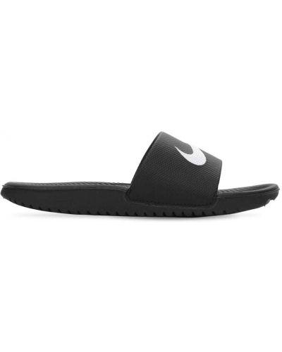 Czarny sandały Nike