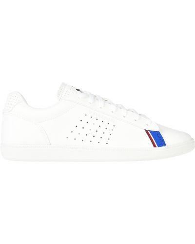 Кеды белые кожаный Le Coq Sportif
